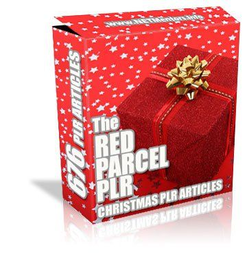 LARGEST CHRISTMAS PLR ARTICLES package