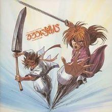 Rurouni Kenshin...badass shonen!