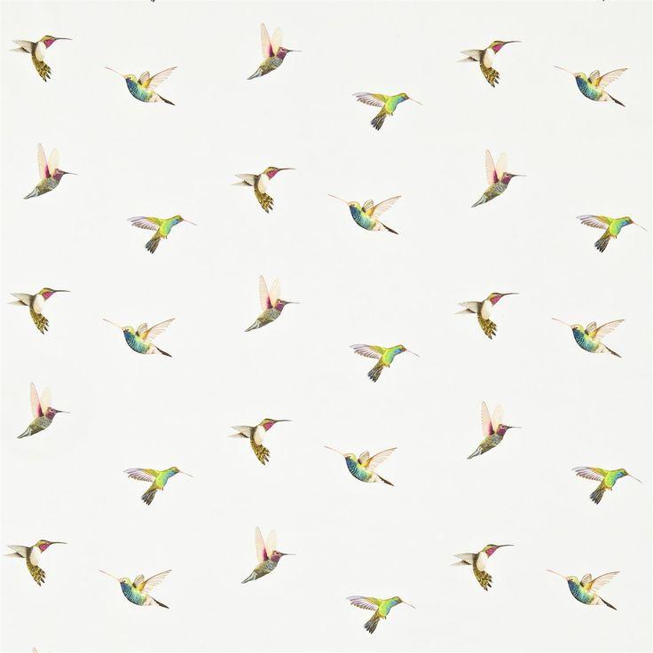 Harlequin - Designer Fabrics and Wallcoverings | Products | British/UK Fabrics and Wallpapers | Amazilia (HAMA120350) | Amazilia Fabrics