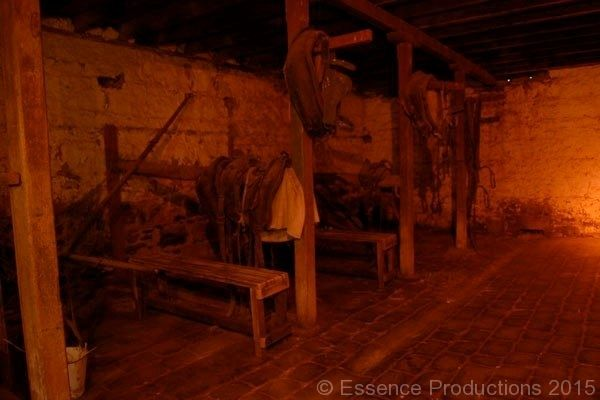 #downtoearth #nighttheatre at #WerribeePark historic farm run by #EssenceProductions