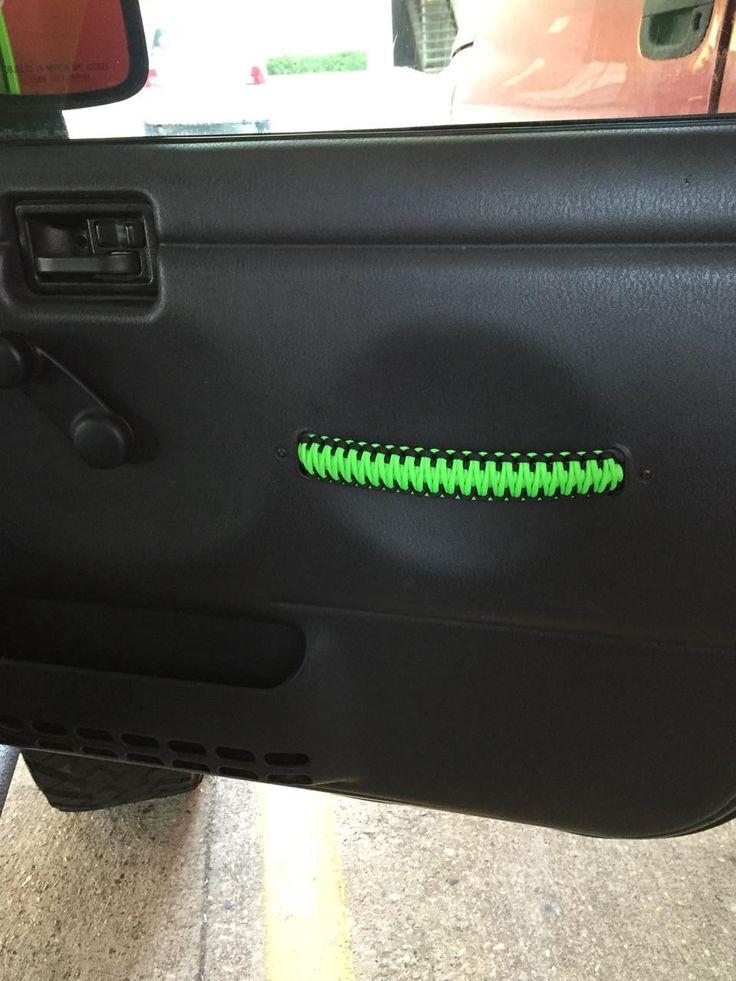 Jeep Wrangler Custom Door Handles for your TJ's, LJ's, YJ's and CJ's
