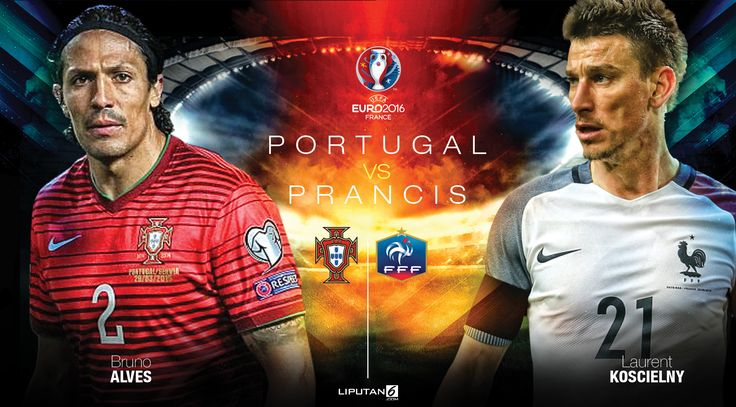 Portugal vs Prancis (design: Abdillah/Liputan6.com)