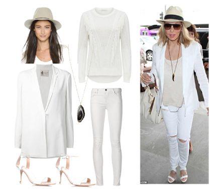 Celebrity Style / Raquel welch  by Josefinaelizalde on Set That -