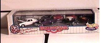 Hot Wheels Collectibles   Reggie's Cars (Reggie Jackson, major league baseball's Mr. October).. #Wheels #Collectibles #Reggie's #Cars #(Reggie #Jackson, #major #league #baseball's #October).