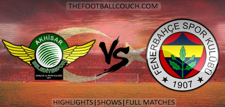 [Video] Süper Lig Akhisar Belediyespor vs Fenerbahce Highlights - http://ow.ly/Z8p43 - #AkhisarBelediyespor #Fenerbahce #soccer #superlig #football #soccerhighlights #footballhighlights #turkishfootball #thefootballcouch