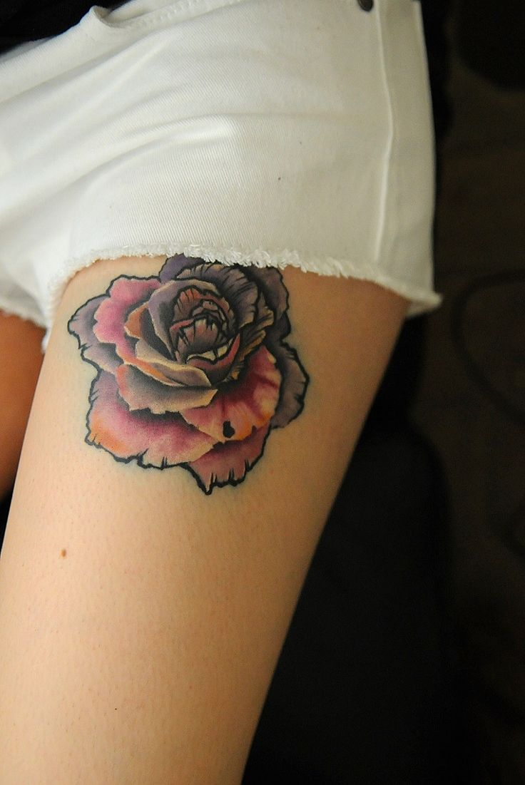 254 best rose tattoos images on pinterest | style, creative and
