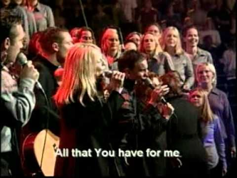 Hillsong -Faith I can move the mountains  *Greater is He that, that's living in me than he that is in the world*