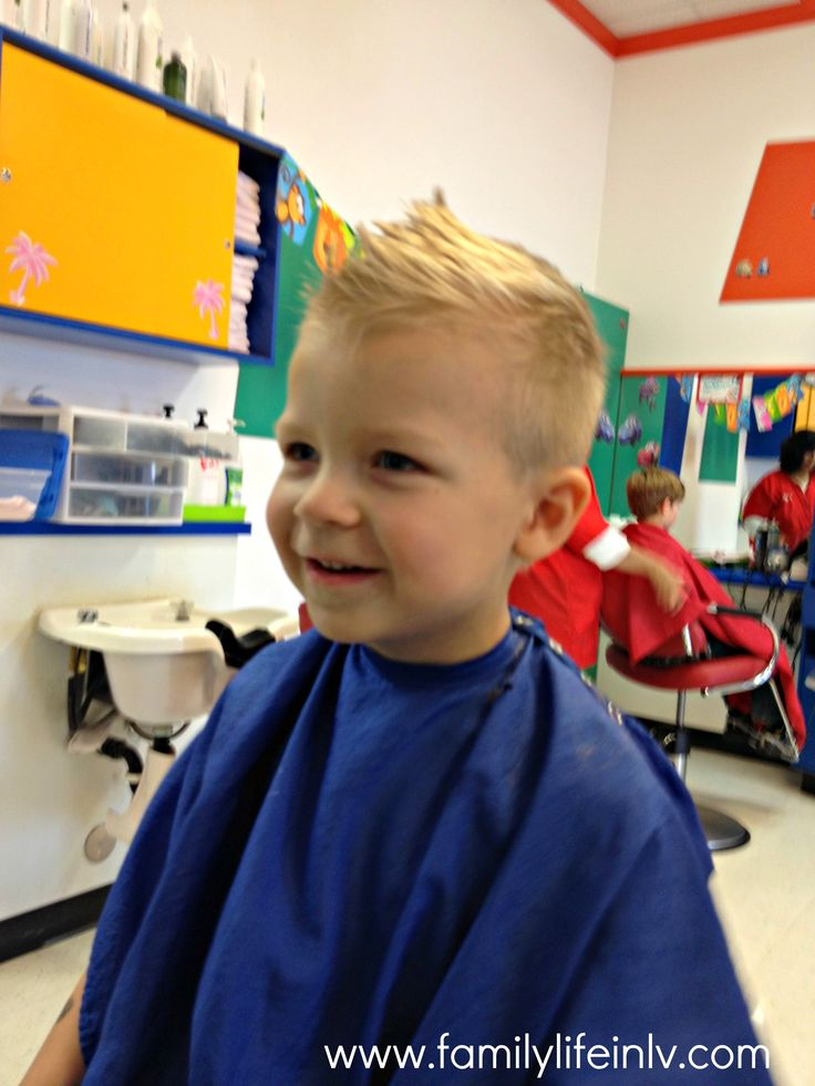 "toddler boy haircut pictures | Kids Haircuts"" ""First Haircut"""
