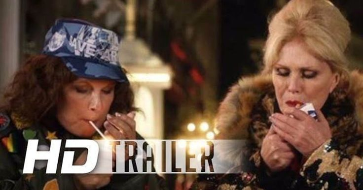 The 'Absolutely Fabulous' trailer is here, and it's every bit as fabulous as you'd expect -             Yes, the trailer for  Absolutely Fabulous: The Movie  just dropped — and it's everything you've ever wanted and more.This is the film ...
