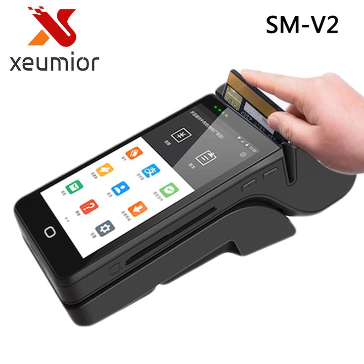Emvpci bank android wireless portable mobile pos terminal