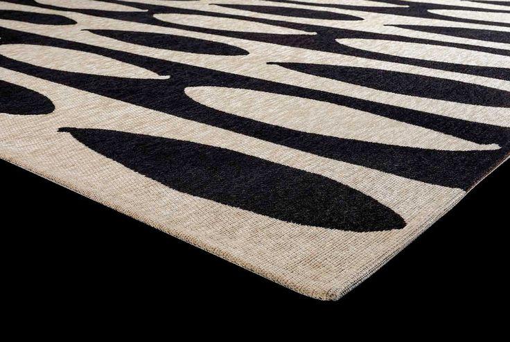 Damier tappeto contemporaneo Italy Dream Design