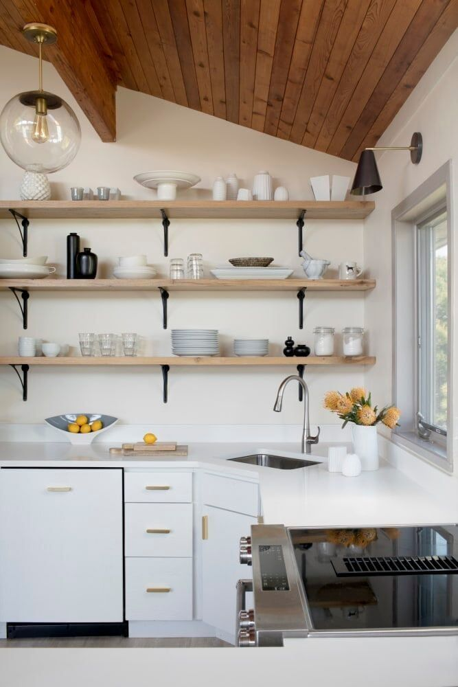 18 Kitchen Ideas To Redesign And Redecorate Your Home Pinterest Decor Remodel