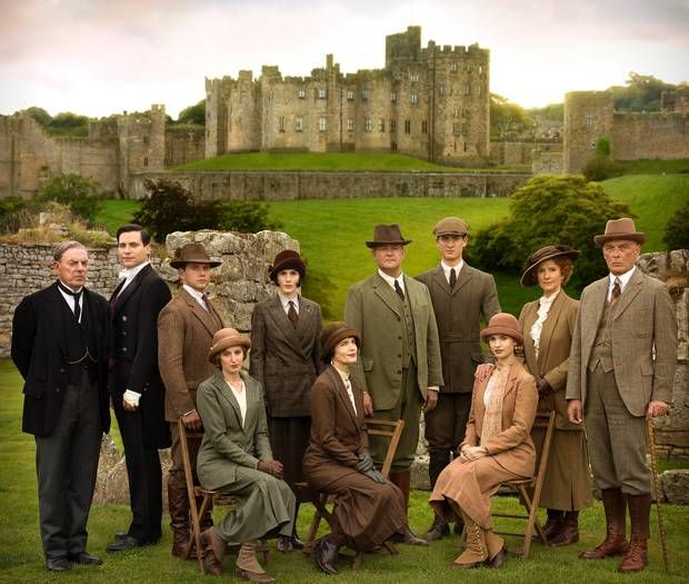 Downton Abbey 2014 Christmas Special: The gang goes grouse shooting while Bates tries to get his wife out of jail