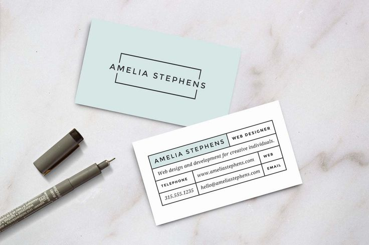 17 best business card templates images on pinterest business card make an impression with this minimalist two sided business card design includes cmyk templates in adobe photoshop d and adobe illustrator reheart