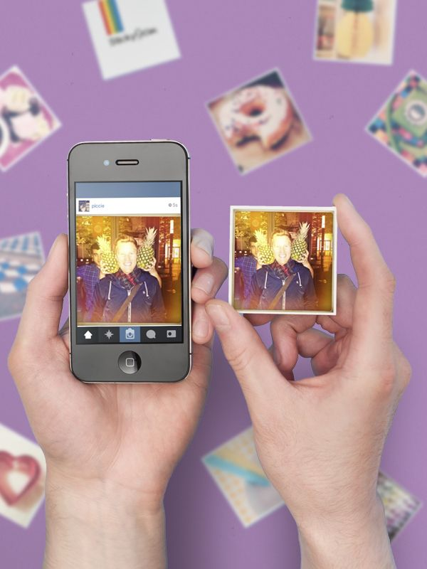 This website turns your Instagrams into magnets!