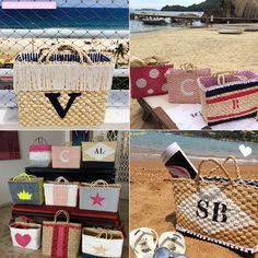As Bolsas de Praia que Amo