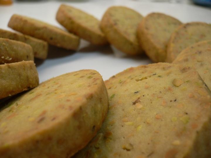 pistachio sandies | Fooooooood! | Pinterest