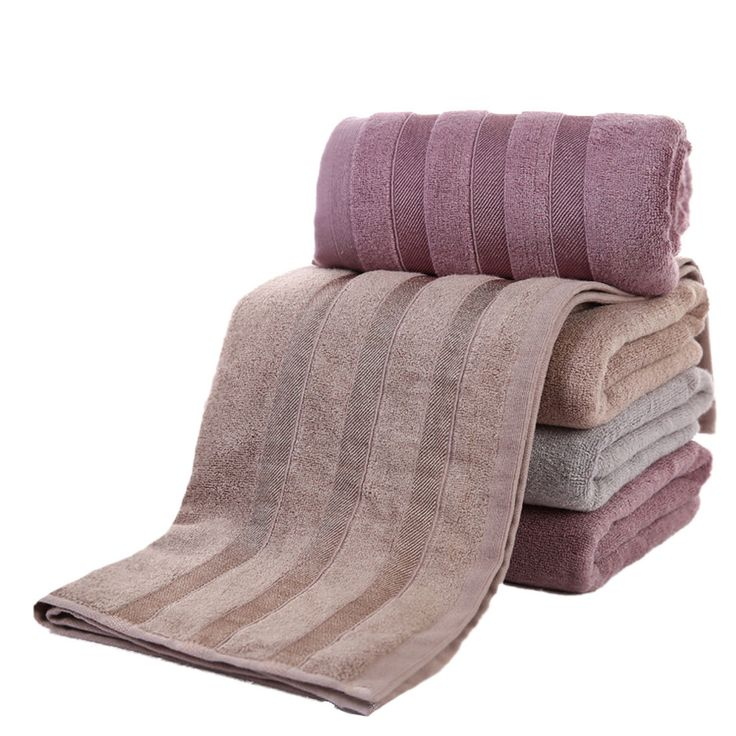 70X140Cm Microfiber Absorbent Bath Towel Washcloth Swimwear Shower Vacation