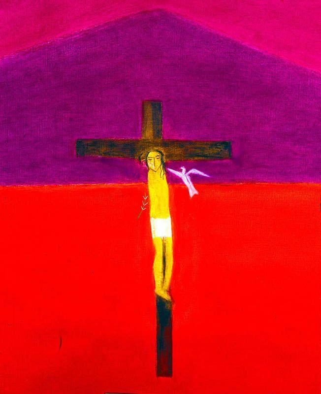 Craigie Aitchinson - Cruxifixtion