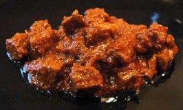 Eritrean / Ethiopian Beef Stew -- Tsebhi Sga or Key Wet