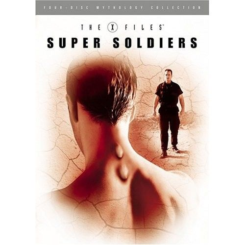 X-Files Mythology - Vol. 4: Super Soldiers | The X-Files DVD - Fox Store