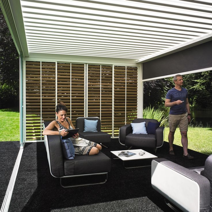 camargue by renson renson pergola camargue outdoor royalbotania furniture ernest x. Black Bedroom Furniture Sets. Home Design Ideas