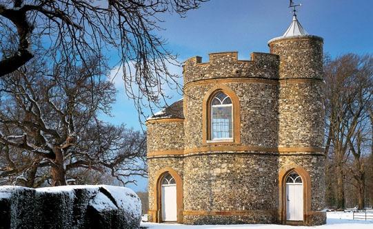 The Prospect Tower  Belmont Park, Faversham, Kent