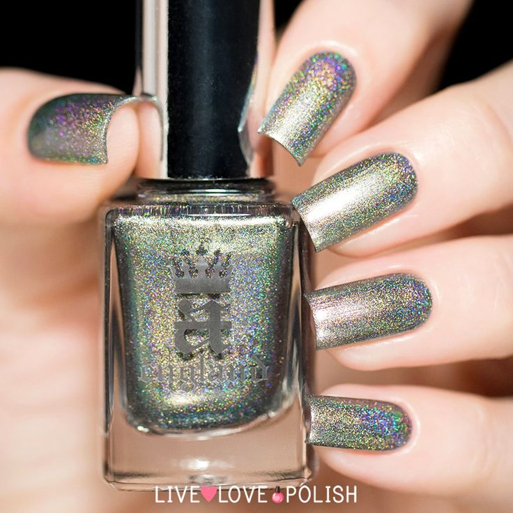 A-England Katyusha Nail Polish