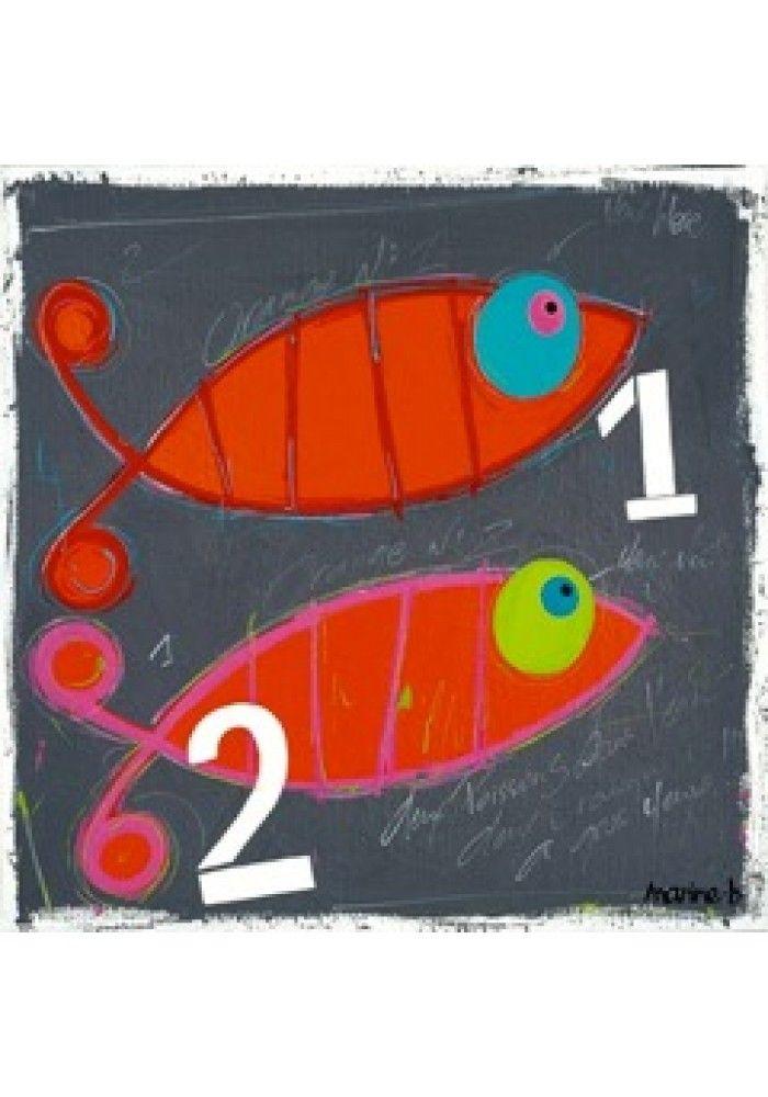 les 60 meilleures images du tableau poisson sur pinterest poissons art de poissons et. Black Bedroom Furniture Sets. Home Design Ideas