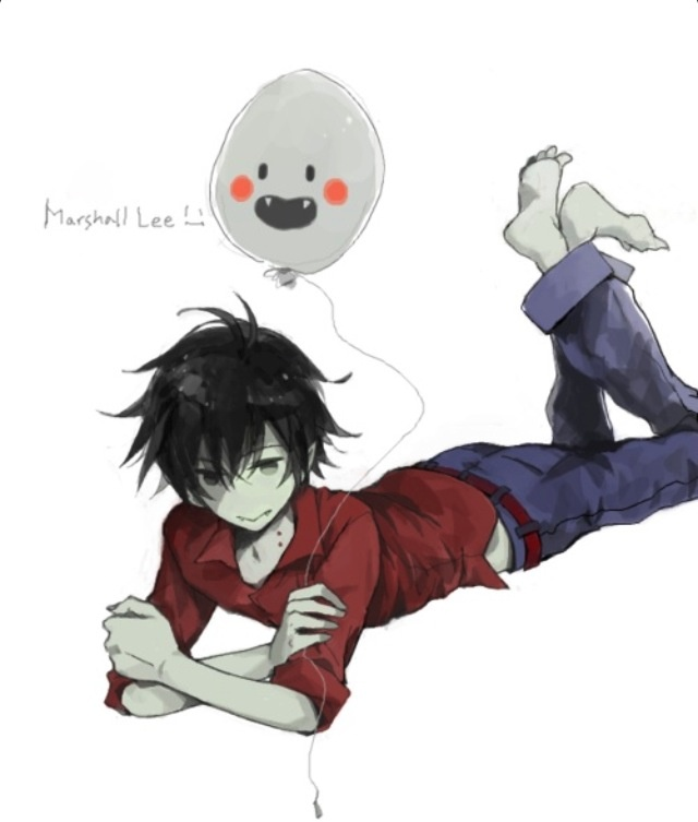 Marshal Lee's balloon is what makes this. I need that balloon. I'm not even a…