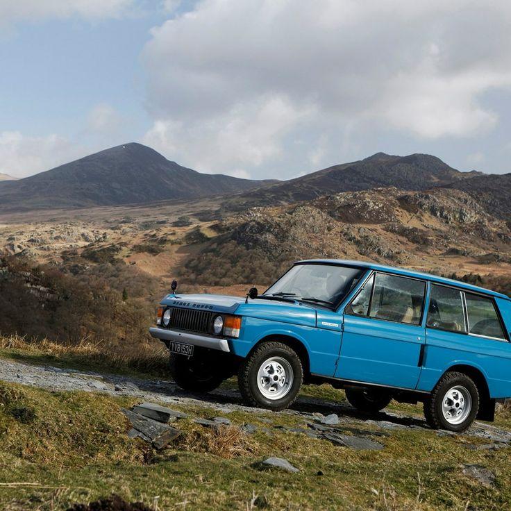 53 Best Classic Range Rover Images On Pinterest