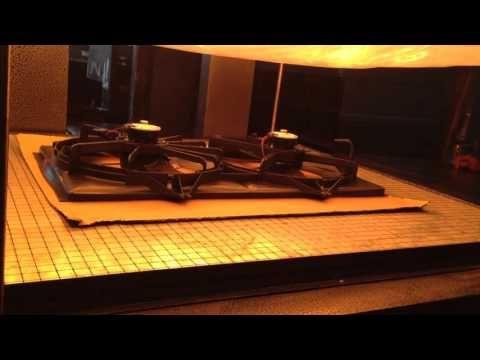 Cutomized Vacuum skin packaging machine for air fan,Qingdao Ausense