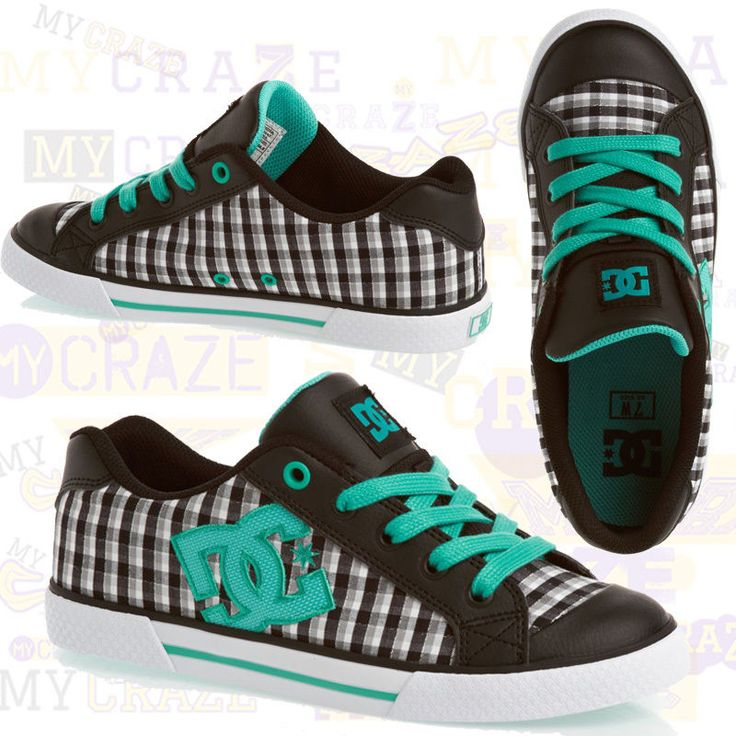 DC SHOES WOMENS CHELSEA SEAFOAM GREEN CASUAL SNEAKERS SKATE SHOES NEW IN BOX #DCSHOES