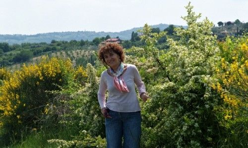 La Montalcino di Romagna - Tra le dolci colline di Coriano, per scoprire il lavoro appassionato di Ombretta Pivi