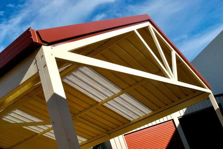 Patio Builders Perth #OutdoorPatios #PatioDesign #PatioIdeas #Patios #Perth #WA http://www.factorydirectwa.com.au/patios/gableroofdesign