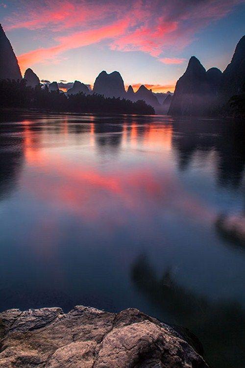 Gui Lin, China 桂林山水 #travel