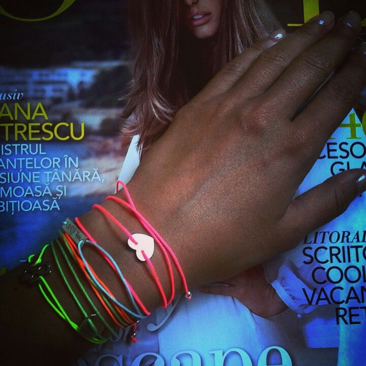 New electric summer > Carla's Dressy Accessories ♡