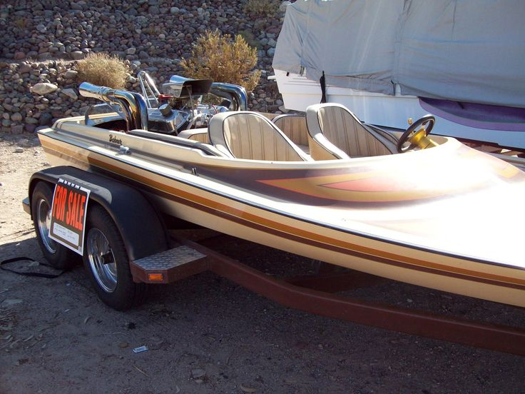 For Sale Anthony Jet Boat