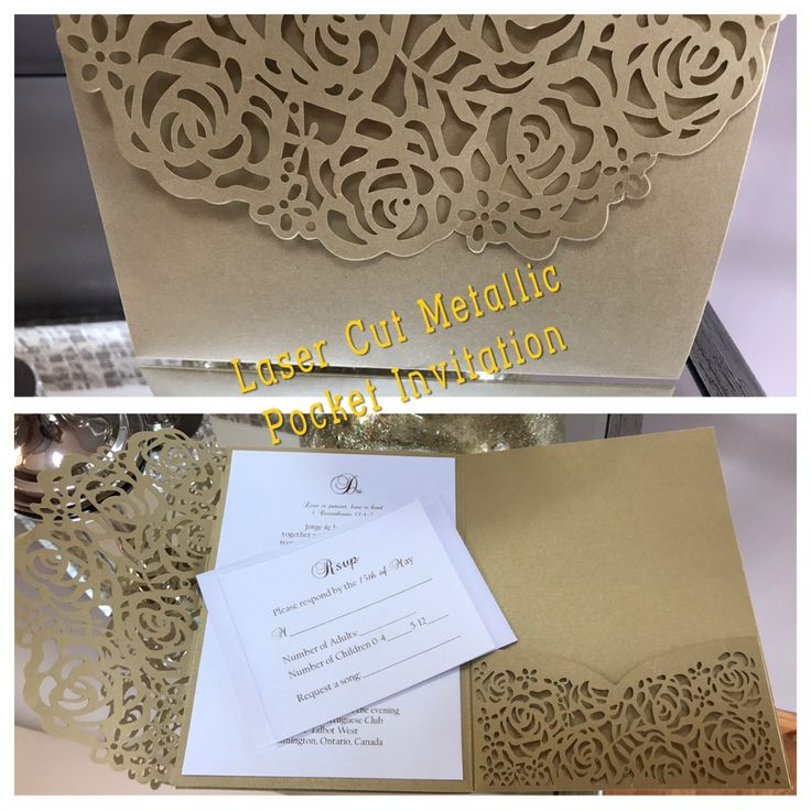 laser cut wedding invites canada%0A Specializing in laser Cut invitations   Ships across Canada   Fast and  affordable