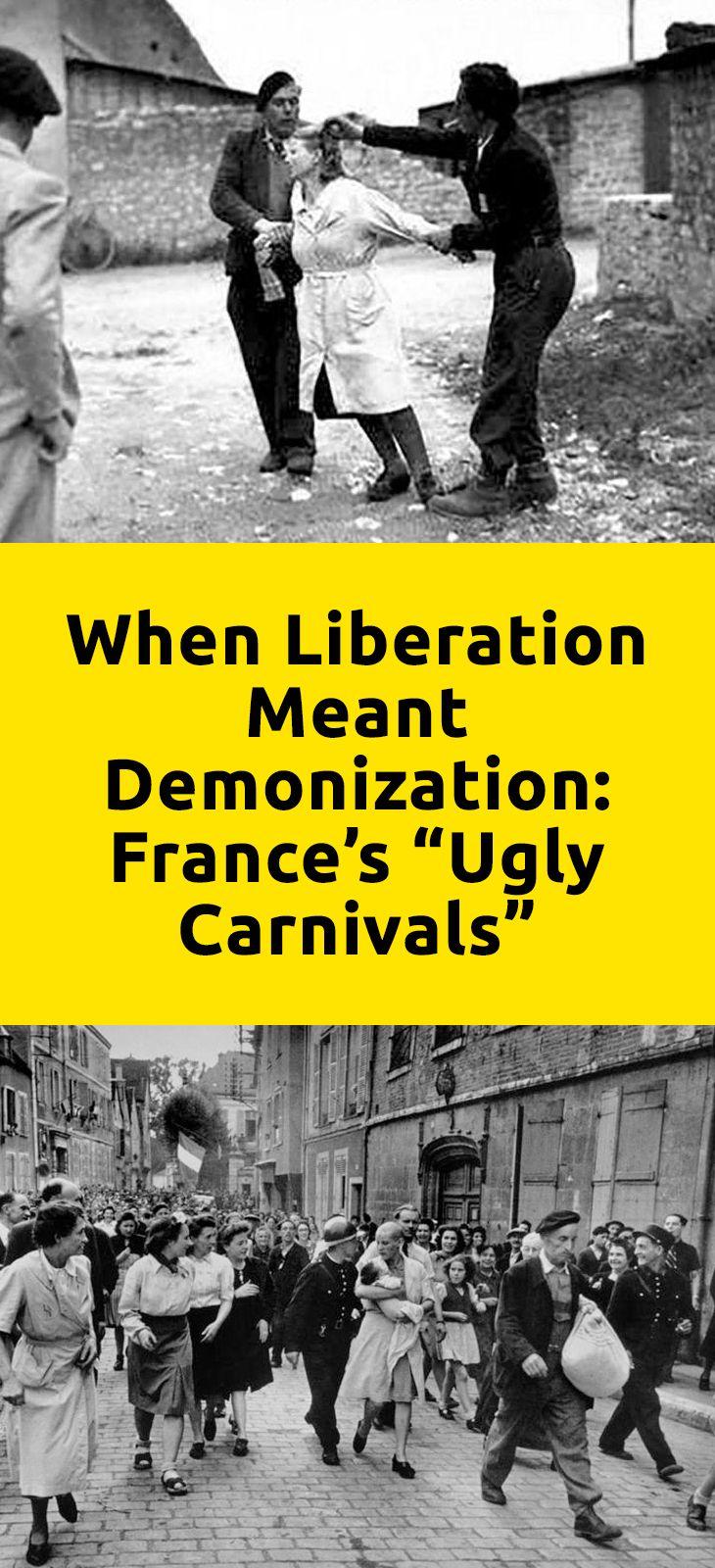 France's Ugly Carnivals