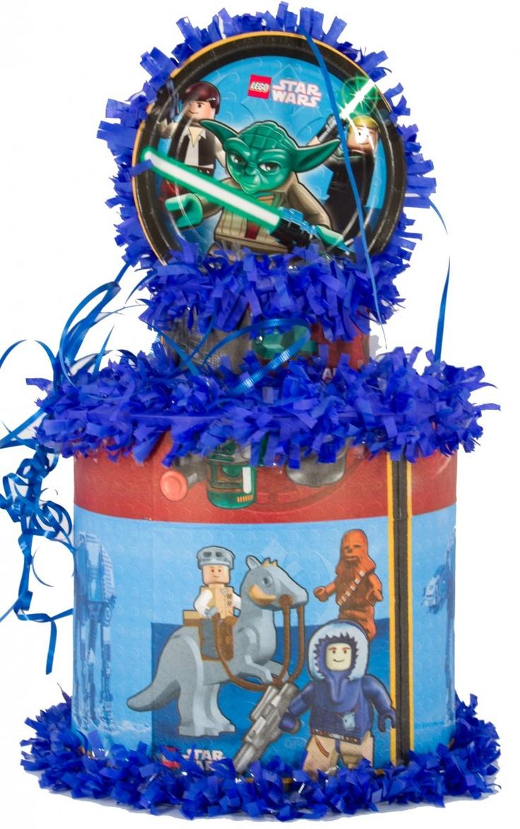 World of Pinatas - Star Wars Lego Pinata, $27.99 (http://www.worldofpinatas.com/star-wars-lego-pinata/)