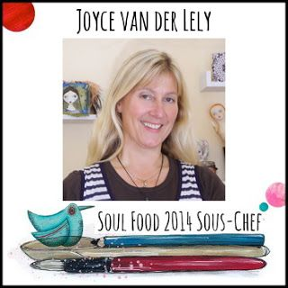 """exciting workshops in the """"SOUL FOOD"""" KITCHEN :) with art and recipes !!! more than 35 artists teaching wow ! start from 30 December 2013  and will run until 30 June 2014 ( open until 31 December 2014)   http://www.mystele.com/soul-food/  - Joyce van der Lely  a.k.a. Miss Pippi"""