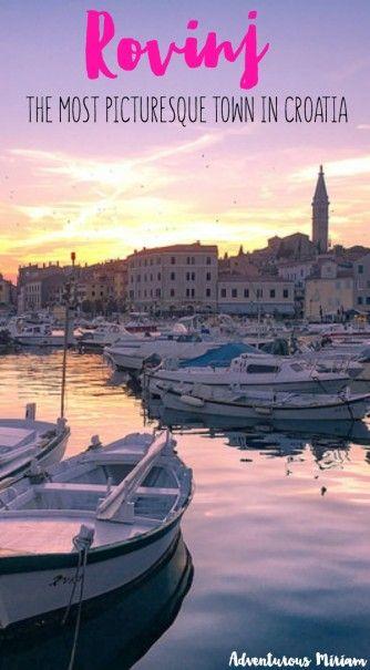 Rovinj – the most beautiful coastal town in Croatia | http://adventurousmiriam.com/rovinj/