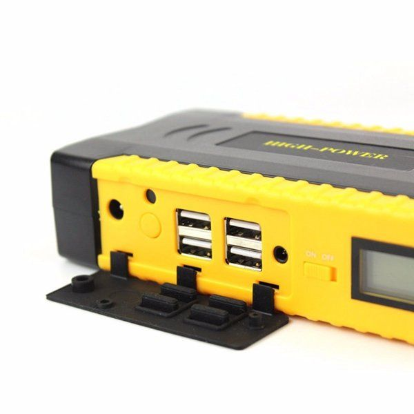 69800mAh Car Jump Starter Portable Battery Charger Backup Charger Multifunction Emergency Sale - Banggood.com