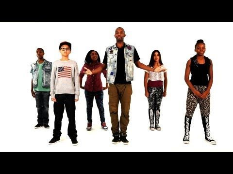 How to Do the Cupid Shuffle | Hip Hop Dance Moves for Kids - YouTube