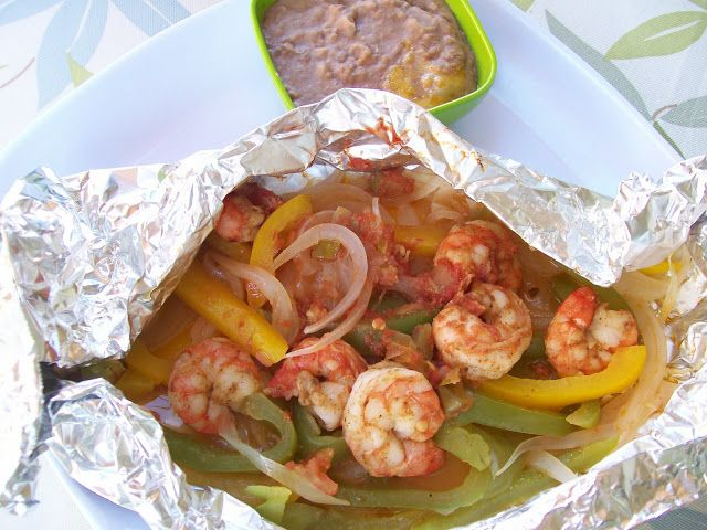 71 best healthy mexican food images on pinterest bariatric food eggface healthy mexican dinner recipes shrimp fajita foil packet forumfinder Choice Image