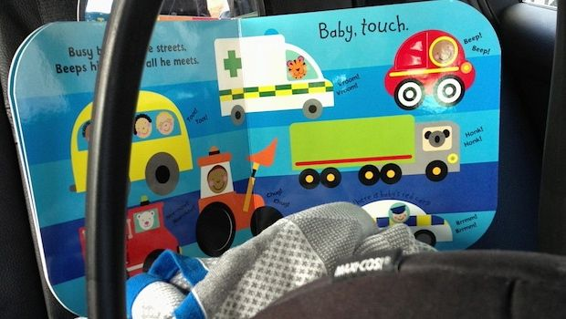 When preschooler learns about emergency vehicles