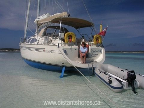 8 Steps for Finding a Good Anchorage | Sailing Blog - Technical Hints and Tips - Sailing Television