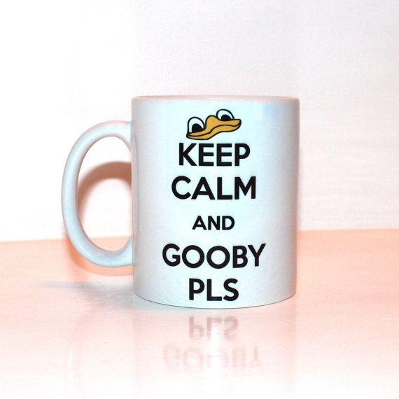 Gooby Pls mug funny mug 4M012A by Memeskins on Etsy