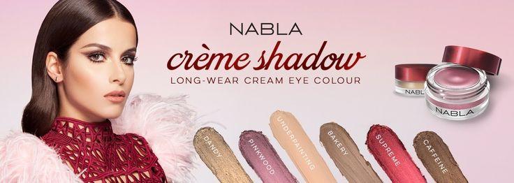 Nabla Cosmetics - Crème Shadow - Caffeine, Pinkwood, Bakery, Supreme, Da...